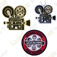 "Pack ""GIFF"" 2017 - Geocoin + Patch"