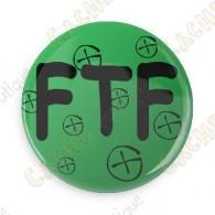 Badge FTF - Vert