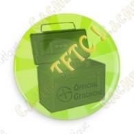 Badge TFTC - Vert
