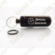 "Micro cache ""Official Geocache"" - Noire"