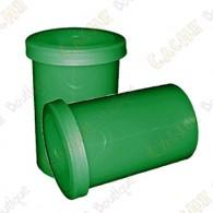 Film canister x 10 - Vert