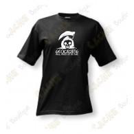 """Camiseta """"Until Death Do Us Part"""" - Negro"""