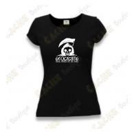 """Camiseta """"Until Death Do Us Part"""" Mujeres - Negro"""