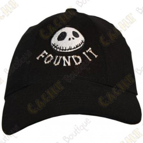 "Casquette ""Found it"" - Noir"