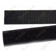 Velcro 50 cm - Negro