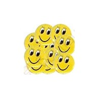 "Badge ""Smile"" X 10"