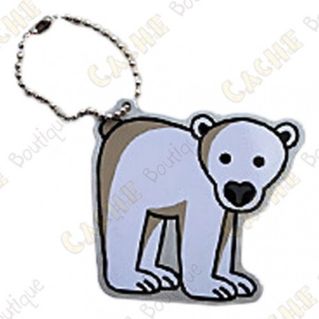 "Traveler ""Powder the Polar Bear"""