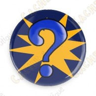 Badge Cache Icon - Mystery