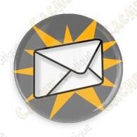Crachá Cache Icon - Letterbox