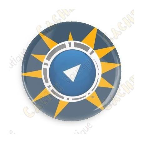 Badge Cache Icon - Wherigo