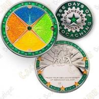 Geo Achievement® 366 Jours - Coin + Pin's