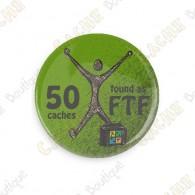 Geo Score Crachá - 50 FTF