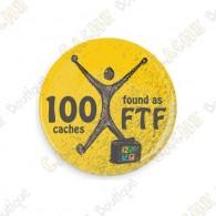 Geo Score Crachá - 100 FTF