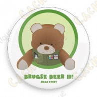 Crachá Brugse Beer III - Non trackable