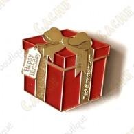 """Géocoin Cadeau """"Happy Birthday"""""""