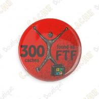 Geo Score Crachá - 300 FTF