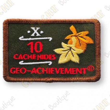 Geo Achievement® 10 Hides - Parche