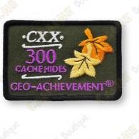 Geo Achievement® 300 Hides - Parche