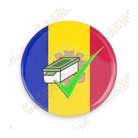 Geo Score Badge - Andorre
