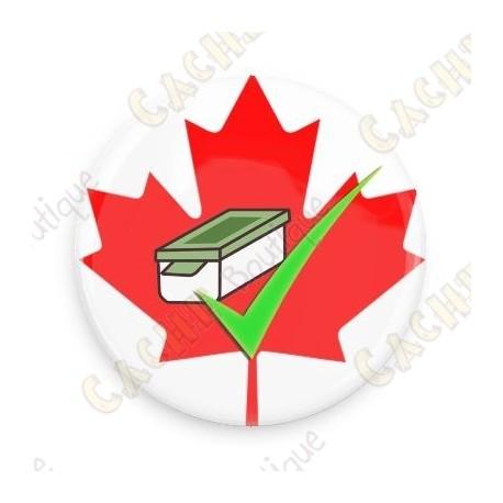 Geo Score Badge - Canada
