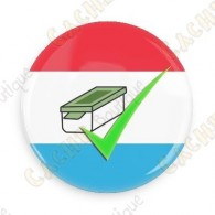 Geo Score Badge - Luxembourg