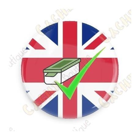 Geo Score Badge - Royaume-Uni