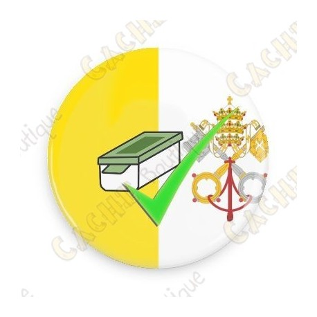 Geo Score Badge - Vatican