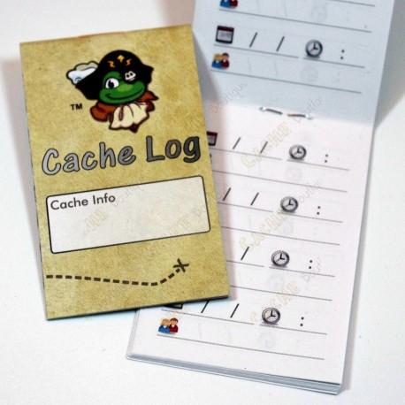 """Petit logbook """"Signal Pirate"""" - A8"""