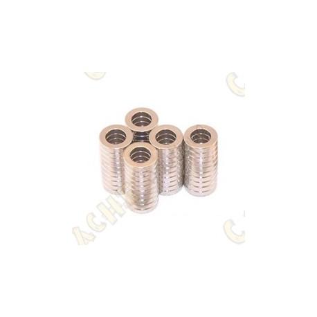 Magnets neodymes 10x6x2mm - Lot de 5