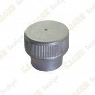 Muy práctica, su base imantada permite ponerlo sobre cualquier soporte metálico.