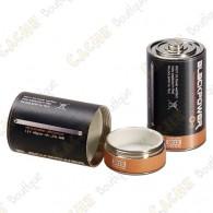 Idéntica a   una batería   LR16