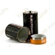 Idéntica a   una batería   LR20