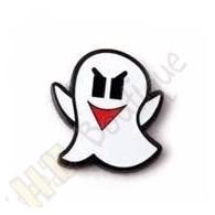 Micro coin que representa a un pequeño fantasma, la sigla de las virtual caches.