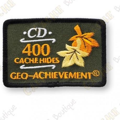 Geo Achievement® 400 Hides - Parche