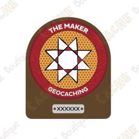 """Patch trackable """"Maker Madness"""""""