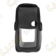 Proteja su GPS con este caso: ceñida al cuerpo, ligero. Incluye clip de cinturón.