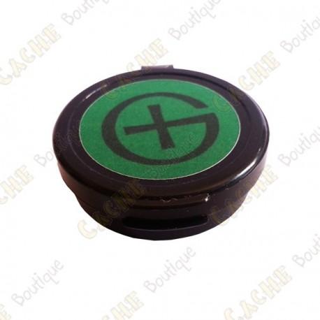 "Micro container ""Pastille"" magnética - 4 cm plana"