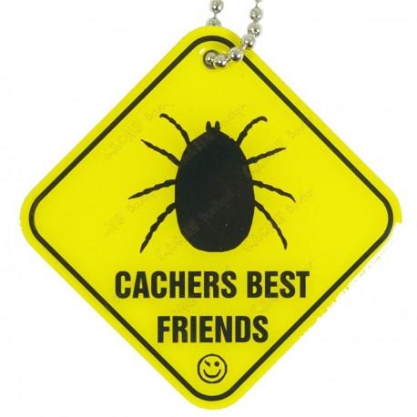 "Traveler ""Cachers Best Friend"" - Tick"