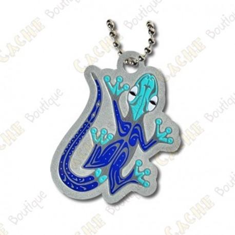 """Traveler """"Gecko"""" - Bleu"""