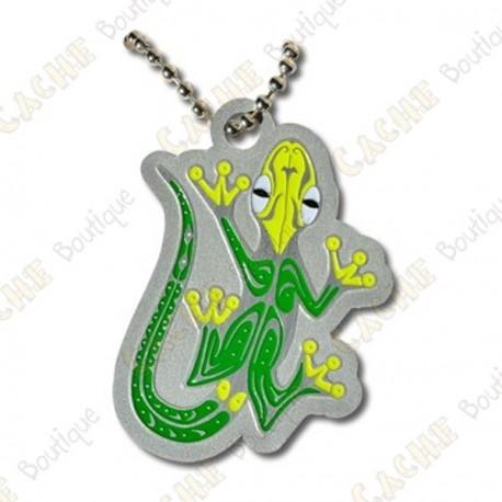 """Traveler """"Gecko"""" - Vert"""