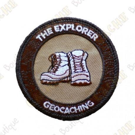 """Parche """"7 souvenirs of August"""" - The explorer"""