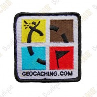 Patch Geocaching Groundspeak