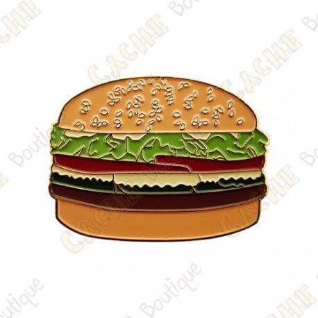 "Geocoin ""Fast Food"" - Burger"