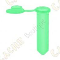Micro   tubo   de plástico   para   sus   caches   urbanos   en caché   para que   el   original.