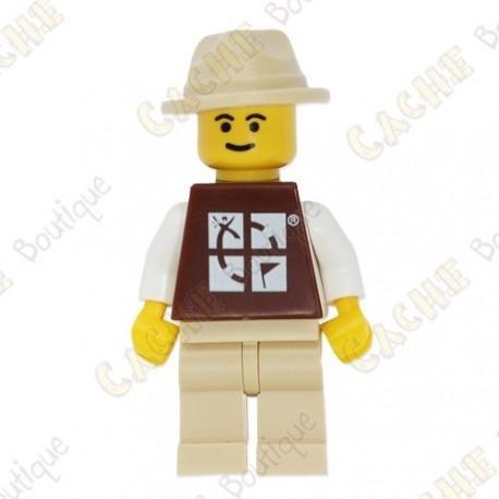 Personnage LEGO™ trackable - Chapeau sable