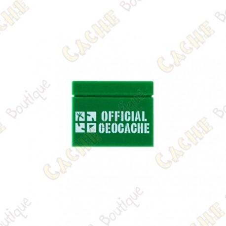 "Ladrillo LEGO™ ""Official Geocache"""