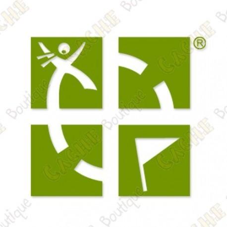 Sticker exterior para vehículo - Verde