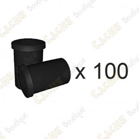 Mega-Pack - Film canister petro x 100