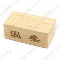 """Cache madeira """"Caixa secreta"""" V2"""