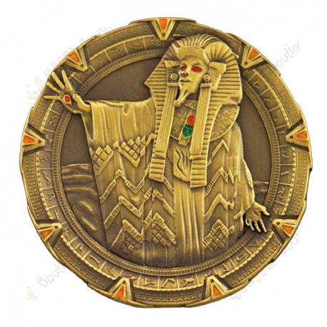 "Geocoin ""Stargate Ra"" - AS"